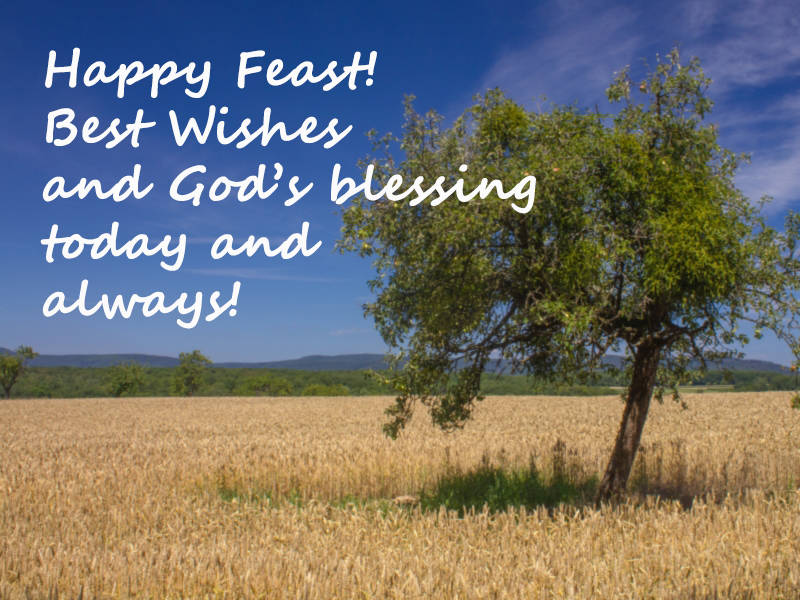 Cstss greetings cards happy feast best wishes and gods blessing today and always m4hsunfo